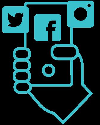 Social Media Marketing Facebook Instagram LinkedIn Twitter Advertising Edmonton