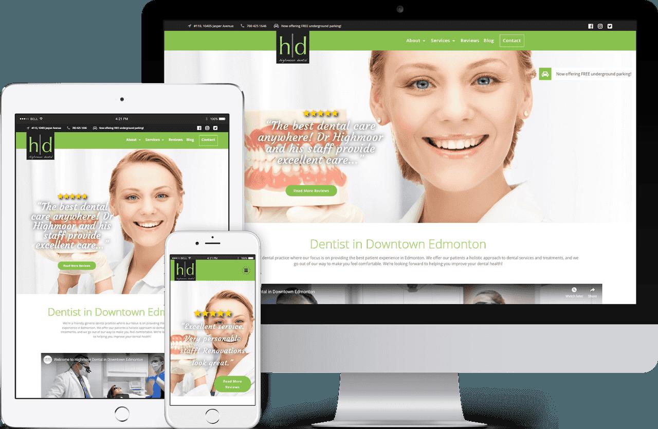 Dental Ads Dental SEO Dental Websites Social Media for Dentists
